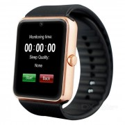 GT08 1.54\ SIM Bluetooth Smart Watch para Android IOS - Oro