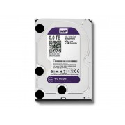 "WESTERN DIGITAL WD 6TB SATA III, 64MB, 3.5"", 5400RPM, PURPLE - WD60PURZ INTERNI, 3.5"", SATA III, 6TB HDD"