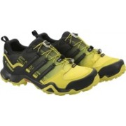 ADIDAS TERREX SWIFT R GTX Outdoor Shoes For Men(Green)