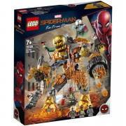 LEGO Super Heroes: Molten Man Battle (76128)