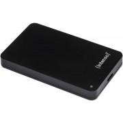 Hard disk extern Intenso Memory Case 500GB 2.5 inch USB 3.0 Black