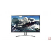 "27"" LG 27UK600-W, IPS, 16:9, 3840x2160, 5ms, 250cd/m2, 1000:1, 2xHDMI/DP"