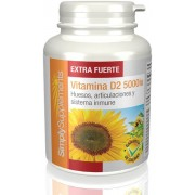Simply Supplements Vitamina D2 5000iu Extra Fuerte - 360 Comprimidos