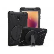 Etui Alogy Pirate Armor do Samsung Galaxy Tab A 8.0 T380/T385 + Szkło