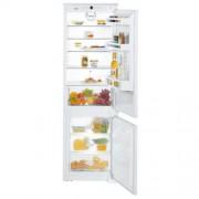 GARANTIE 4 ANI Combina frigorifica incorporabila Liebherr, clasa A+, SmartFrost, ICS 3324