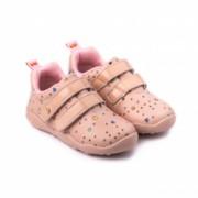 Pantofi Fete Bibi Fisioflex 4.0 Happy Place Camelia 25 EU