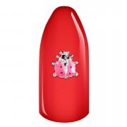 Decoratiune Unghii 3D - Pink Ladybug