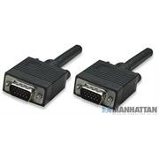 Manhattan SVGA Monitor Cable HD15M