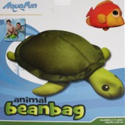Aquafun Guppie Beanbag (available in 2 styles Turtle or Guppie) - Pool Toy / Float