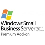 Microsoft Windows Small Business Server PremAddCALSt 2011, 64Bit (EN) 1pk DSP OEI 5 Clt User CAL