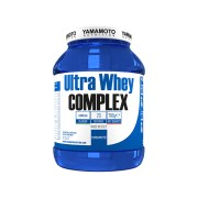 Proteina Yamamoto Nutrition Ultra Whey COMPLEX, 700 grame, gust de vanilie