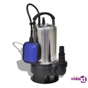 vidaXL Potopna pumpa za prljavu vodu 1100 W 16500 L/ h