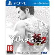 Yakuza Kiwami 2 Steelbook Edition Ps4