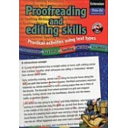 Proofreading and Editing Skills - Practical Activities Using Text Types(Paperback) (9781846540035)