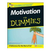 Motivation For Dummies (Burn Gillian)(Paperback) (9780470760352)