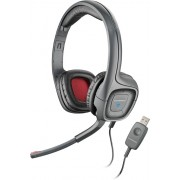 HEADPHONES, Plantronics Audio 655 DSP, USB, Microphone (80935-15)