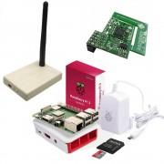 Loh Electronics Startpaket hemautomation med Raspberry Pi 3 B+