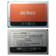 Gionee Pioneer P3 Li Ion Polymer Replacement Battery
