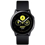 Samsung Galaxy Watch Active (WiFi, Black, Special Import)