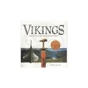 Vikings. The battle at the end of time - Tony Allan - Livre
