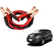 Auto Addict Premium Quality Car 500 Amp Heavy Duty Copper Core Tangle Battery Booster Cable 7.5 Ft For Chevrolet UVA