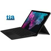Microsoft Surface Pro 6 256GB with Core i5 & 8GB - black incl. Surface Pro Type Cover with Fingerprint ID - isporuka 7 -12 radnih dana