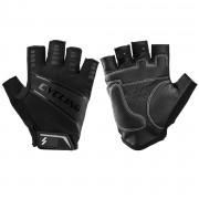 Half Finger Anti-slip Pad Bike Gloves Gel Pad Short Gloves - Size: XL