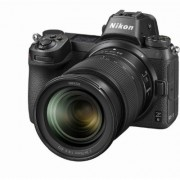 Nikon Z6 w/ 24-70mm f/4 FX Format Mirrorless Camera