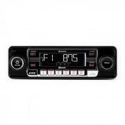 Auna TCX-1-RMD Autorradio negro bluetooth USB SD MP3 AUX CD