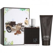 Carolina Herrera CH CH Men lote de regalo I. eau de toilette 100 ml + bálsamo after shave 100 ml