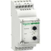 Releu control pentru nivelul lichidului rm35-l - 24...240 v c.a./c.c. - Relee de supraveghere si control - Zelio control - RM35LM33MW - Schneider Electric