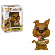 Pop! Vinyl Figura Funko Pop! - Scooby con Sandwich - Scooby Doo (LTF)