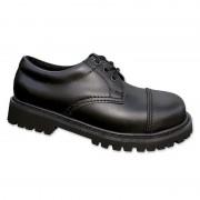 Brandit 3 Eyelet Boots Black 44