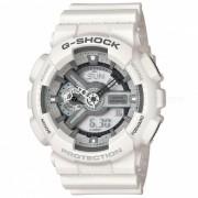 Reloj de cuarzo casio g-shock GA-110C-7AER - blanco