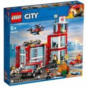 Statie de pompieri 60215 LEGO City