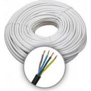 MTK 4x10 (H05VV-F) Sodrott erezetű Réz Villanyszerelési kábel