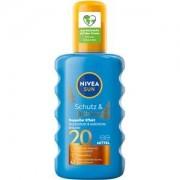 Nivea Cuidado para el sol Protección solar Sun Spray solar protección y bronceado SPF 20 200 ml