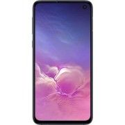 Samsung - Geek Squad Certified Refurbished Galaxy S10e with 128GB Memory Cell Phone (Unlocked) Prism - Black