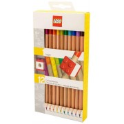 Joy Toy LEGO - Coloured Pencil 12-Pack & Topper