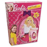 Barbie 72 Piece Wall Puzzle 24 X 36 Inches (Safe for Painted Walls)