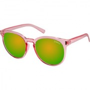 Cardon Green Round Mirrored UV Protected Sunglass
