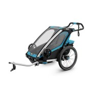 THULE Chariot Sport 1 - Blue - Bike Trailers & Seats