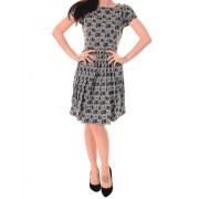 ruha női 3RDAND56th - Pleated Pisze orr - Silver/Grey - JM1254