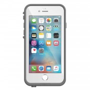 LifeProof Fre Custodia per iPhone 6 6s Impermeabile Antigraffio Bianco