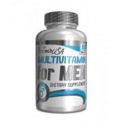 BIOTECH MULTIVITAMIN FOR MEN (MEN'S PERFORMANCE) TABLETTA 60 DB