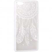 Husa Capac Spate Lace Design 3 Alb Samsung Galaxy S7 Edge STAR