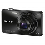 "Cámara Digital Sony DSCWX220 /B 18.2 MP Con Pantalla LCD De 2.7""-Negro"