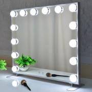 Hollywood spiegel | Videri Vanity | LED verlichting | Make up Spiegel voor beautysalon of dressing kamer