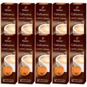 Pachet 10 cutii 10 capsule cafea Tchibo Cafissimo Caffe Crema Rich Aroma