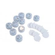 Folia LED-Dekolichter, 10 Stück